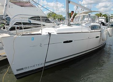 Boat for rent Beneteau 40.0 feet in Roundout Bay Cafe & Marina, NY