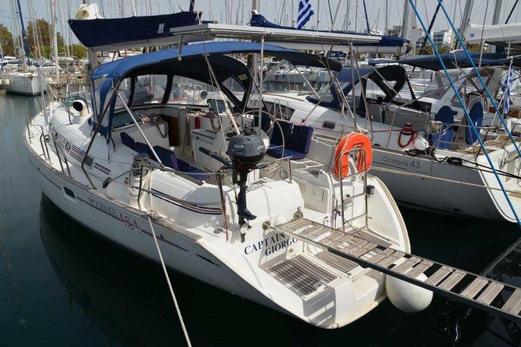 Boat for rent Bénéteau 45.0 feet in Marina Alimos (Kalamaki), Greece