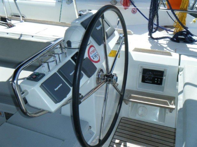 Boating is fun with a Beneteau in