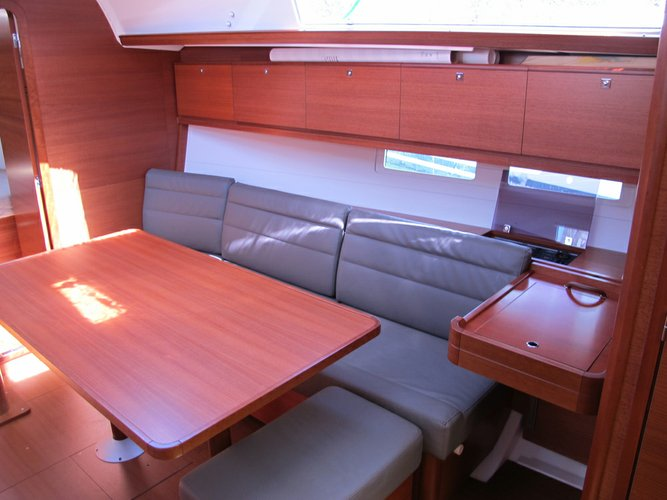 Dufour Yachts boat for rent in Veneto