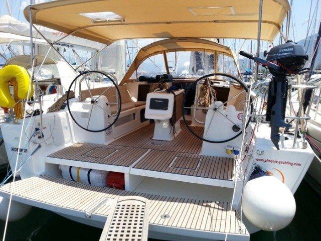 40.0 feet Dufour Yachts in great shape