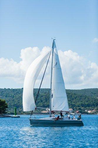 Discover Zadar region surroundings on this Elan 340 Elan Marine boat