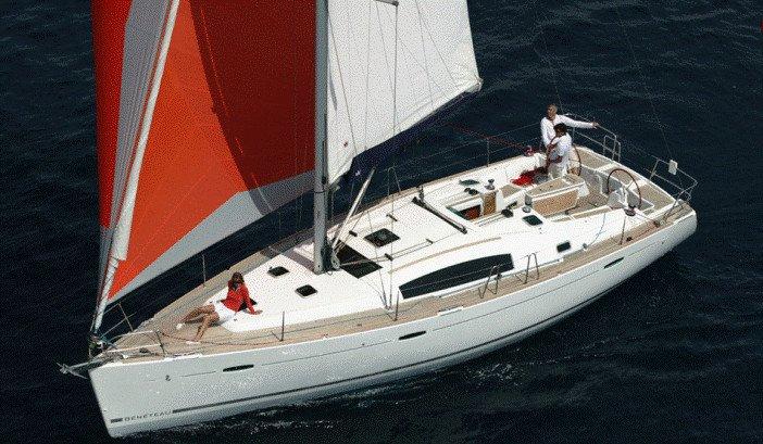Discover Montenegro surroundings on this Elan 434 Impression Elan Marine boat