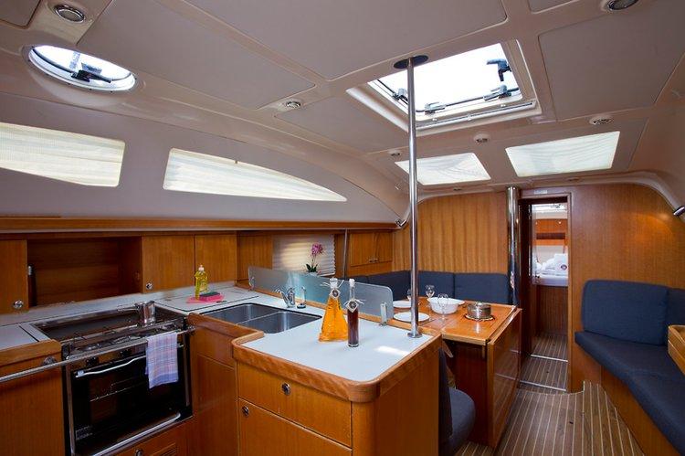 Boat for rent Elan Marine 43.0 feet in Marina Trogir - SCT,