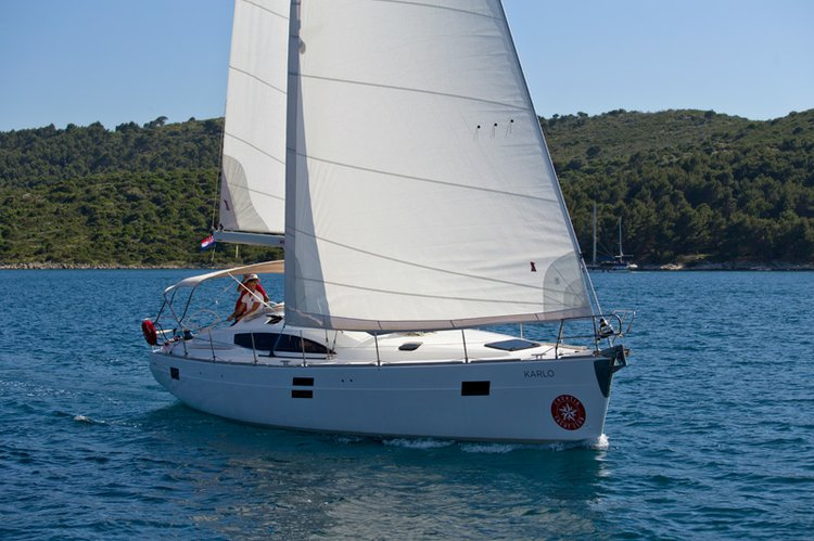 Elan Marine's 45.0 feet in Split region