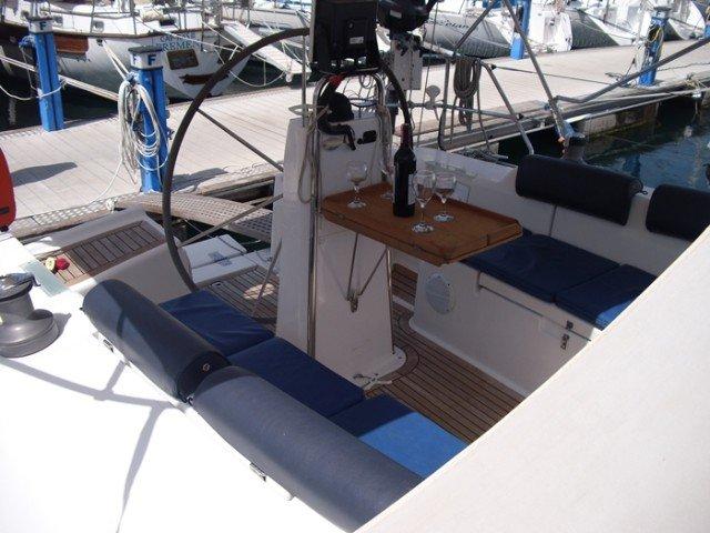 Boat for rent Hanse Yachts 39.0 feet in Marmaris, Netsel Marina, Turkey