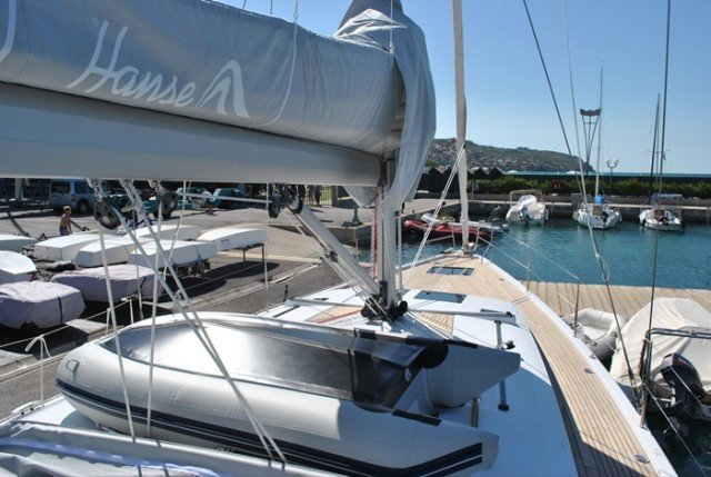 Boat for rent Hanse Yachts 50.0 feet in Marmaris, Netsel Marina, Turkey
