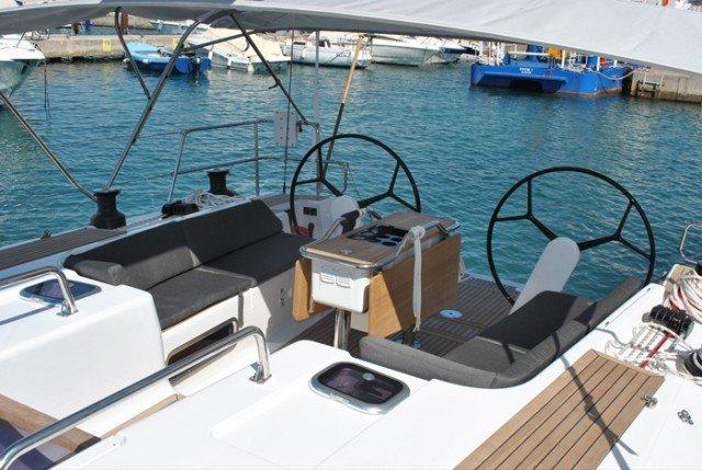 Hanse Yachts's 50.0 feet in Aegean