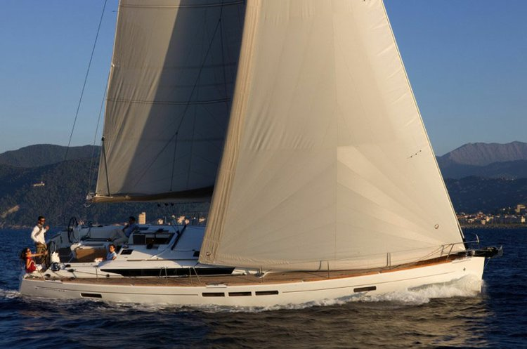 Sail around Skiathos in this stunning Jeanneau