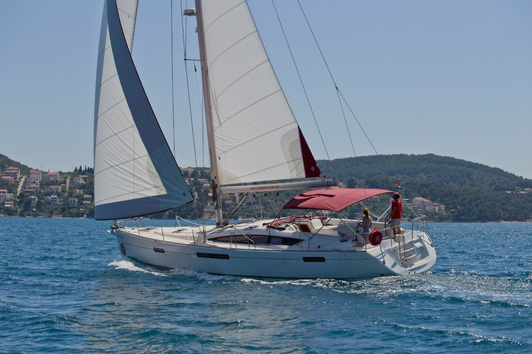 Boat for rent Jeanneau 52.0 feet in Marina Trogir - SCT, Croatia
