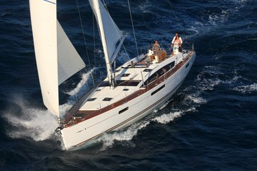 Boat for rent Jeanneau 53.0 feet in Jolly Harbour Marina,