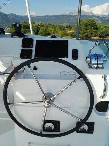Boat for rent Lagoon-Bénéteau 38.0 feet in Montenegro,
