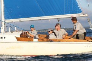 Sail the Hamptons in an Ensign!