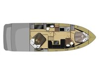 thumbnail-3 45 Sessa 45.0 feet, boat for rent in Miami Beach, FL