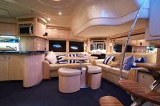 Jet around Miami waters on this spacious and stylish 54 Sea Ray