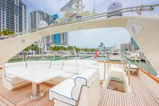 thumbnail-25 Azimut 100.0 feet, boat for rent in Miami Beach,
