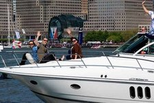 thumbnail-6 Cruisers Yachts 43.0 feet, boat for rent in Greenwich, CT