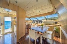thumbnail-9 Maiora - Fipa Group 70.0 feet, boat for rent in Split region, HR