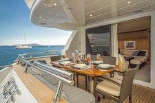 thumbnail-7 Maiora - Fipa Group 70.0 feet, boat for rent in Split region, HR