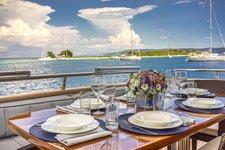 thumbnail-8 Maiora - Fipa Group 70.0 feet, boat for rent in Split region, HR