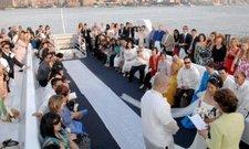 thumbnail-7 Network Marine 125.0 feet, boat for rent in New York, NY