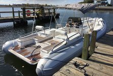 thumbnail-1 Novurania Boats 25.0 feet, boat for rent in Nyack, NY