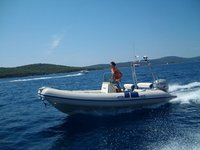 thumbnail-1 Flyer 18.0 feet, boat for rent in Split region, HR