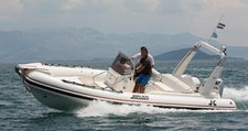 thumbnail-1 Jokerboat 24.0 feet, boat for rent in Split region, HR