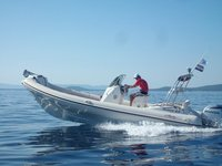 thumbnail-1 Nuova Jolly Marine 22.0 feet, boat for rent in Split region, HR