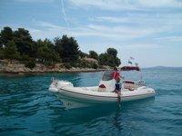 thumbnail-2 Nuova Jolly Marine 22.0 feet, boat for rent in Split region, HR