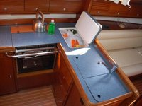 thumbnail-5 Bavaria Yachtbau 37.0 feet, boat for rent in Aegean, TR