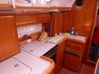 thumbnail-4 Bavaria Yachtbau 42.0 feet, boat for rent in Aegean, TR