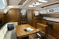 thumbnail-4 Bavaria Yachtbau 46.0 feet, boat for rent in Cyclades, GR