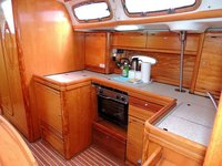 thumbnail-11 Bavaria Yachtbau 47.0 feet, boat for rent in Saronic Gulf, GR