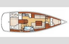thumbnail-7 Beneteau 40.0 feet, boat for rent in Kingston, NY
