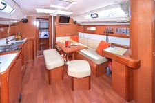 thumbnail-19 Bénéteau 42.0 feet, boat for rent in Zadar region, HR