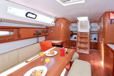 thumbnail-22 Bénéteau 42.0 feet, boat for rent in Zadar region, HR