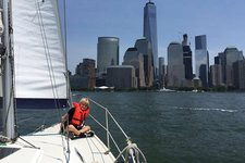 thumbnail-6 Catalina 27.0 feet, boat for rent in Jersey City, NJ