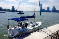 thumbnail-1 Catalina 27.0 feet, boat for rent in Jersey City, NJ