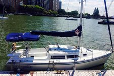 thumbnail-12 Catalina 27.0 feet, boat for rent in Jersey City, NJ
