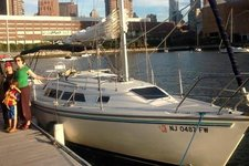 thumbnail-11 Catalina 27.0 feet, boat for rent in Jersey City, NJ