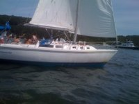 thumbnail-2 Catalina 34.0 feet, boat for rent in Sag Harbor, NY