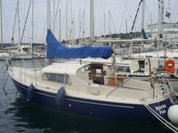 thumbnail-2 Dehler 27.0 feet, boat for rent in Istra, HR