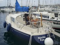 thumbnail-1 Dehler 27.0 feet, boat for rent in Istra, HR