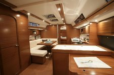 thumbnail-4 Dufour Yachts 39.0 feet, boat for rent in Aegean, TR