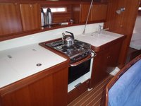 thumbnail-4 Dufour Yachts 42.0 feet, boat for rent in Aegean, TR