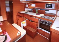 thumbnail-3 Dufour Yachts 44.0 feet, boat for rent in Aegean, TR