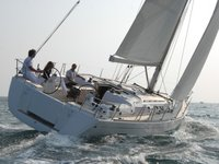 Enjoy luxury and comfort on this Dufour Yachts in Aegean