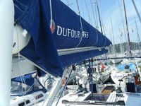 thumbnail-4 Dufour Yachts 45.0 feet, boat for rent in Aegean, TR