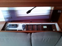 thumbnail-9 Dufour Yachts 48.0 feet, boat for rent in Aegean, TR